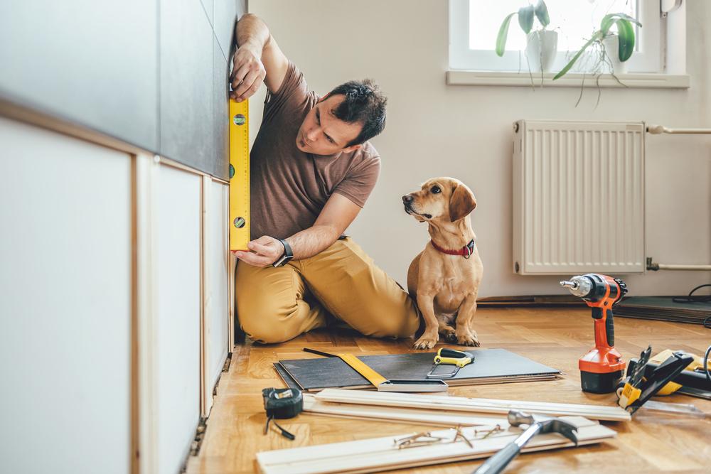 Travaux de réparation d'une location immobilière propriétaire ou locataire